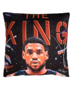 """Μαξιλάρι decor """"SUPER STAR THE KING"""" - SUPER STAR THE KING"""