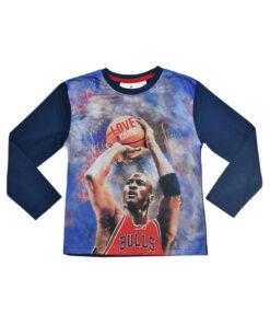 """Παιδικό t-shirt μακρυμάνικο """"SUPER STAR AIRJ"""" - SUPER STAR AIRJ"""