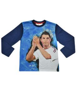 """Παιδικό t-shirt μακρυμάνικο """"SUPER STAR CR85"""" - SUPER STAR CR85"""