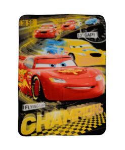"""Παιδική κουβέρτα fleece """"CARS"""" - CARS"""
