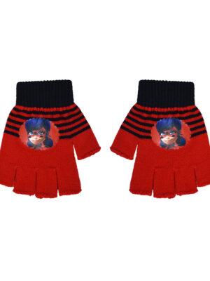 """Παιδικά γάντια κομμένα δάχτυλα """"MIRACULOUS LADYBUG"""" - MIRACULOUS LADYBUG"""