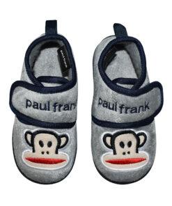 """Βρεφικά παντοφλάκια μποτάκια """"PAUL FRANK"""" - PAUL FRANK"""