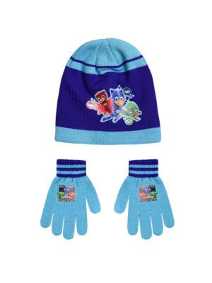 """Παιδικό σετ σκουφί & γάντια """"PJ MASKS"""" - PJ MASKS"""