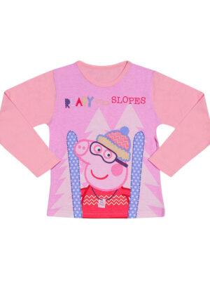 """Παιδικό t-shirt μακρυμάνικο """"PEPPA PIG"""" - PEPPA PIG"""