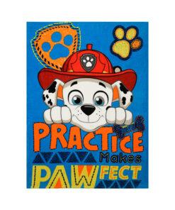 """Παιδική κουβέρτα βελουτέ coral fleece """"PAW PATROL"""" - PAW PATROL"""