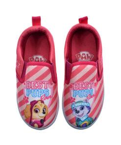 """Παιδικά πάνινα παπούτσια χαμηλά χωρίς κορδόνια """"PAW PATROL"""" - PAW PATROL"""