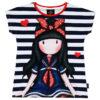Παιδικό t-shirt κοντομάνικο Santoro Gorjuss  LITTLE FISHES - SANTORO