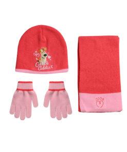 """Παιδικό σετ σκουφί κασκόλ & γάντια """"THE SECRET LIFE OF PETS"""" - PETS"""