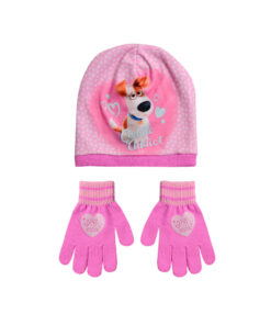 """Παιδικό σετ σκουφί & γάντια """"THE SECRET LIFE OF PETS"""" - PETS"""
