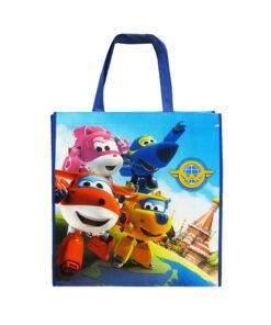 Τσάντα αγορών Πιτζαμοήρωες - SUPER WINGS