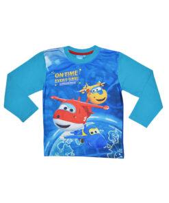 """Παιδικό t-shirt μακρυμάνικο """"SUPER WINGS"""" - SUPER WINGS"""