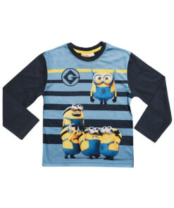 """Παιδικό t-shirt μακρυμάνικο """"MINIONS"""" - MINIONS"""