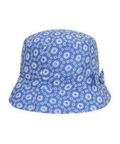 Καπέλο κώνος μπεμπέ με λουλούδια - STAMION