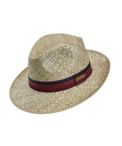 Καπέλο fedora με κορδέλα jaguar - STAMION