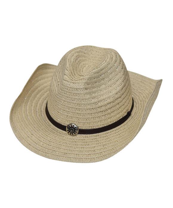 Καπέλο cowboy γαζωτό - STAMION
