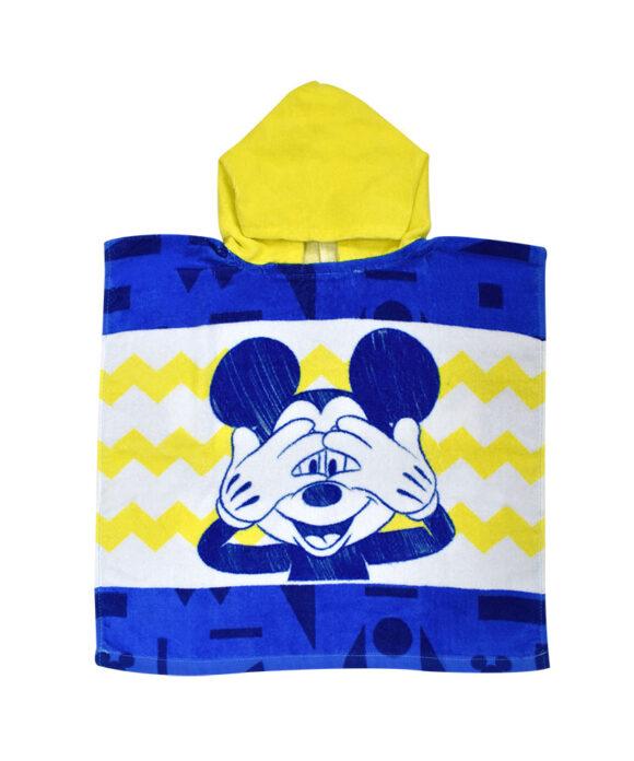 Πόντσο θαλάσσης Disney Team Mickey - MICKEY