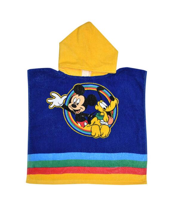 Πόντσο θαλάσσης Disney Mickey Mouse - MICKEY
