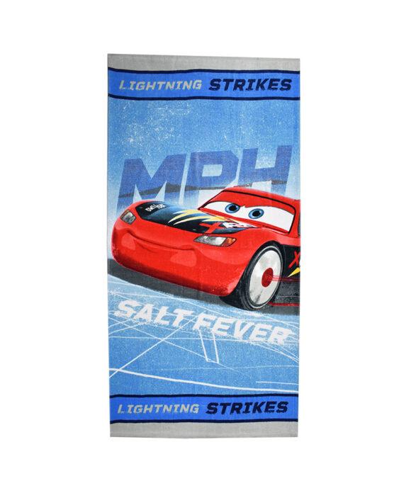Πετσέτα θαλάσσης Disney Cars McQueen - CARS