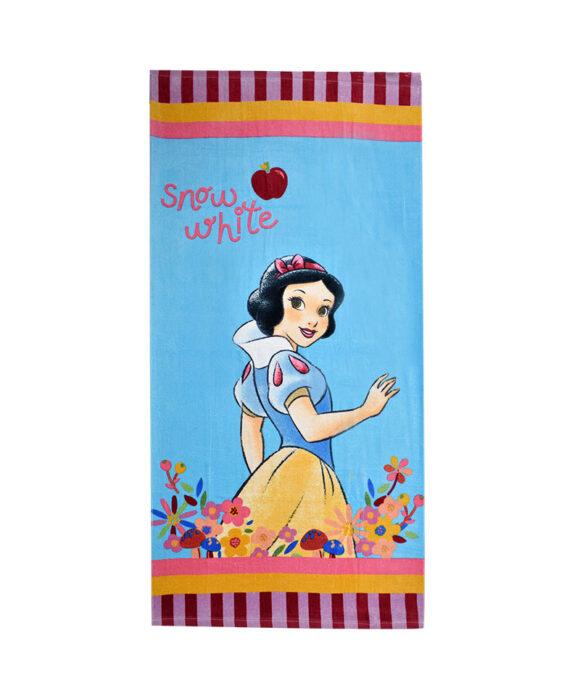 Πετσέτα θαλάσσης Disney Princess Snow White - PRINCESS