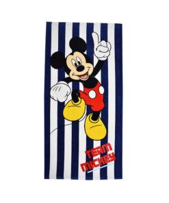 Πετσέτα θαλάσσης Disney Mickey και Flamingo - MICKEY