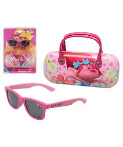 Παιδικά γυαλιά ηλίου & θήκη  TROLLS - TROLLS