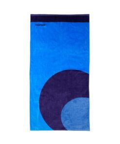 Πετσέτα θαλάσσης Pantone μπλε κύκλος - PANTONE