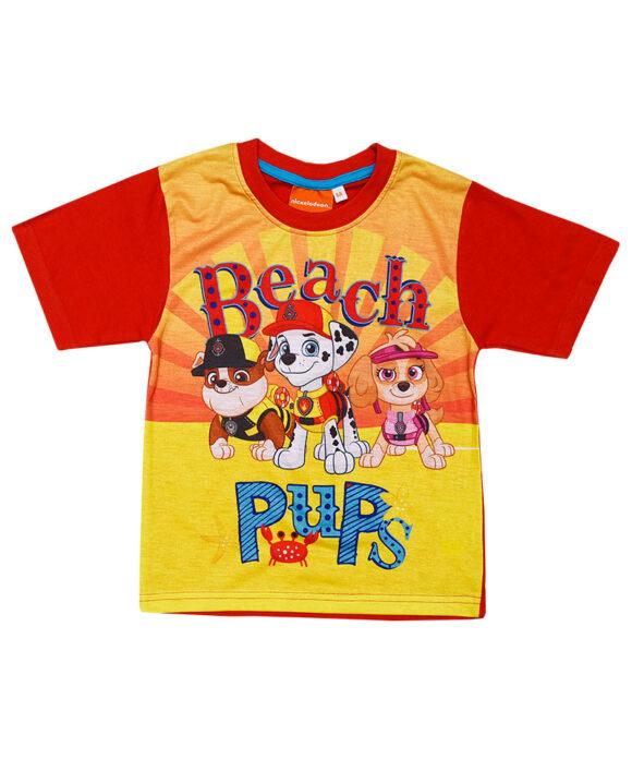 Παιδικό t-shirt κοντομάνικο  PAW PATROL - PAW PATROL