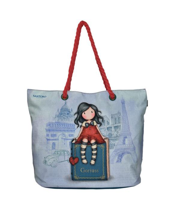 Παιδική τσάντα θαλάσσης Santoro Gorjuss  MY STORY - SANTORO