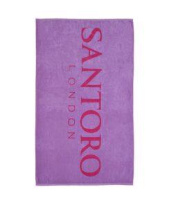 Πετσέτα θαλάσσης Santoro London ροζ - SANTORO LONDON
