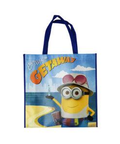 Τσάντα αγορών παιδική Minions - MINIONS