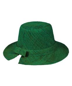 Καπέλο ψάθινο Sisal χειροποίητο Μαδαγασκάρης - STAMION