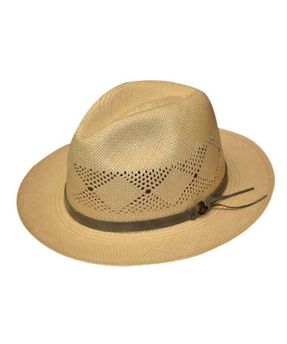 Classic Air αυθεντικό χειροποίητο καπέλο Panama - STAMION