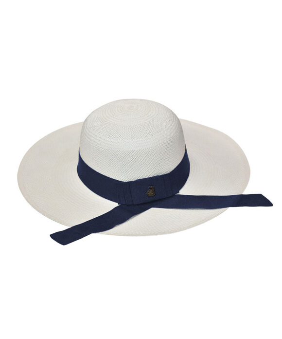 Classic Lady αυθεντικό καπέλο Panama - STAMION