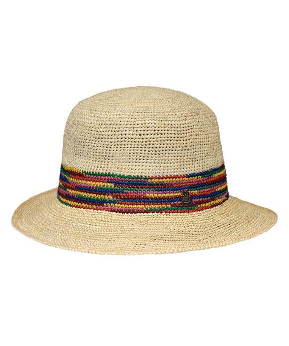 Crocket αυθεντικό καπέλο Panama - STAMION