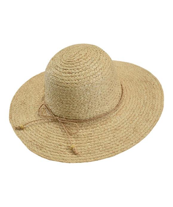 Καπέλο φόρμας floppy ψάθινο - STAMION