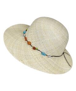 Καπέλο ψάθινο Ήρα - STAMION
