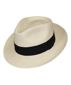 Spinato καπέλο Panama Ιταλίας με φαρδιά κορδέλα - STAMION