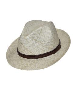 Καπέλο F. Bogart ψάθινο - STAMION