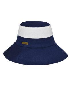 Καπέλο κώνος με λινή φόδρα - STAMION
