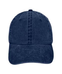 Καπέλο τζόκεϋ πετροπλυμένο - STAMION