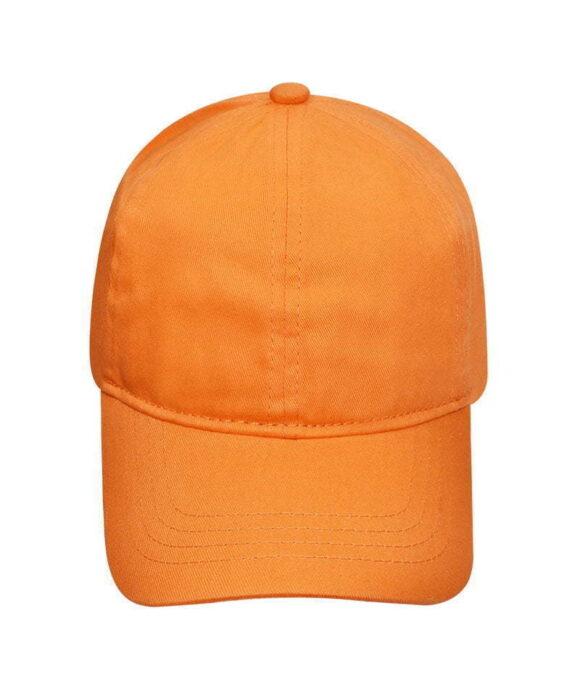 Καπέλο τζόκεϋ παιδικό μονόχρωμο - STAMION