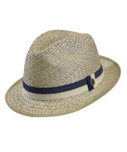Καπέλο trilby με κορδέλα speedy duo - STAMION