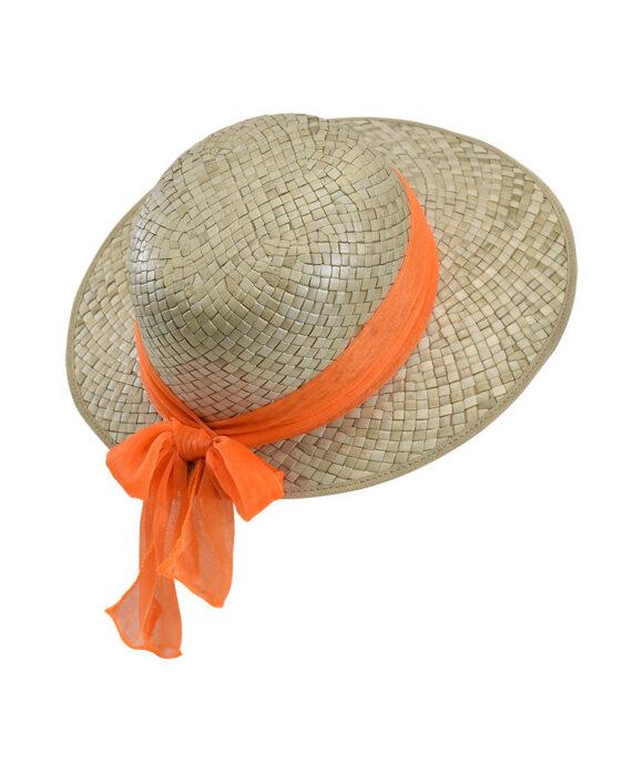 Καπέλο παραλίας Anglais ψάθινο - STAMION