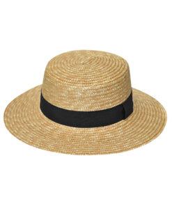 Βενετσιάνικο καπέλο από φυσική ψάθα - STAMION