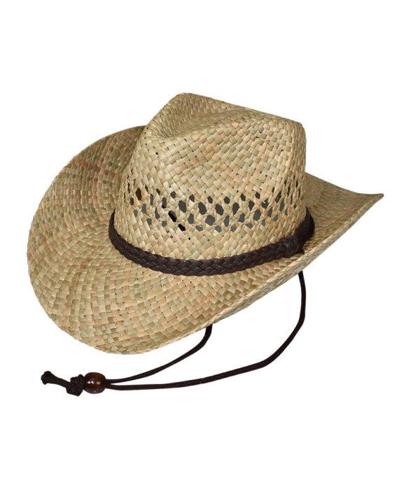 Καπέλο cowboy διάτρητο - STAMION