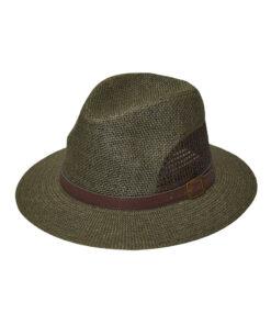 Καπέλο ανδρικό διάτρητο - STAMION