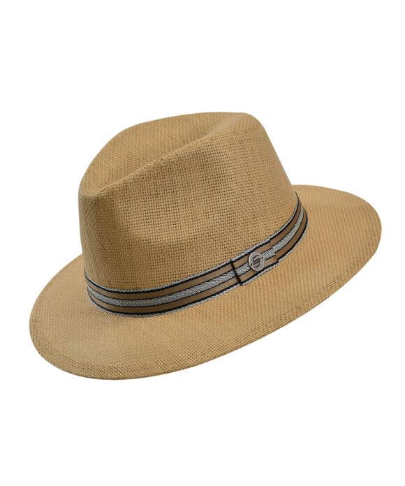 Καπέλο τύπου Παναμά Fred - STAMION