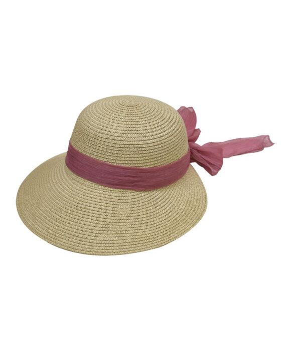 Καπέλο Japanese με κορδέλα - STAMION
