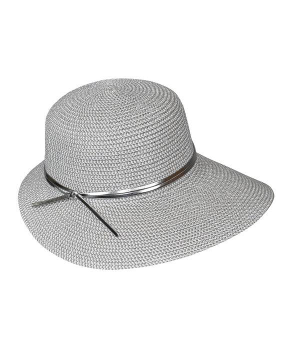 Καπέλο Japanese με μεταλλιζέ διακόσμηση - STAMION
