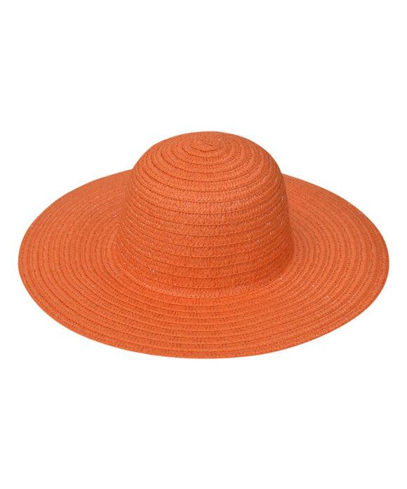 Καπέλο πλατύγυρο μονόχρωμο - STAMION